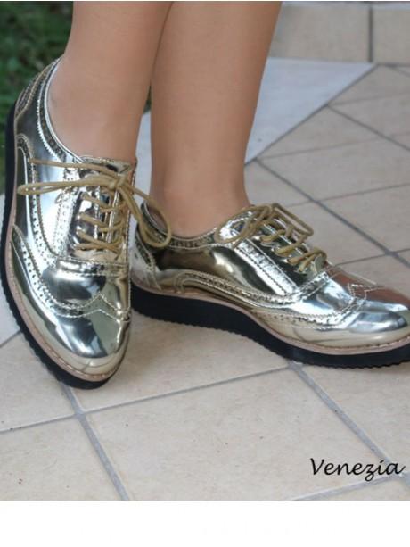 Scarpa Venezia oro