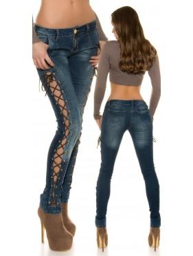 Jeans Wilson con lacci