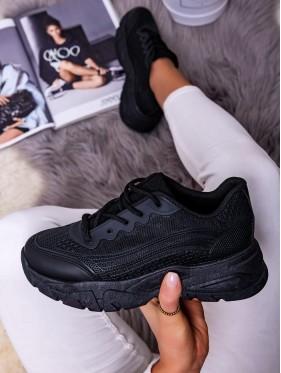 Sneakers fitness nero